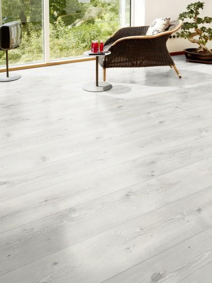 kaindl ontario fehér laminált padló