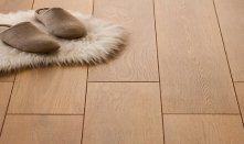 az élethű laminált padló