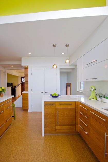 parafa padló konyhába