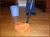 laminált padló felmosása