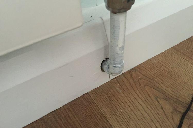 laminált padló lerakása útmutató 4. - hol kezd el