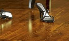 laminált padló kopásállósága