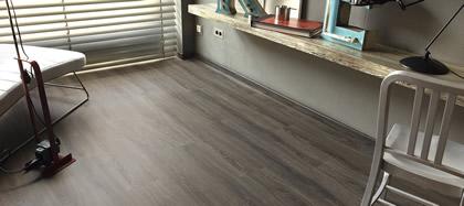 kaindl szürke laminált padló