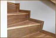 lépcső burkolás