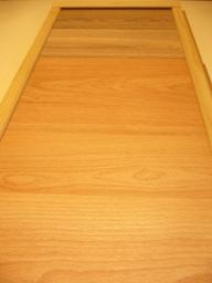 laminált padló felmosási teszt minta