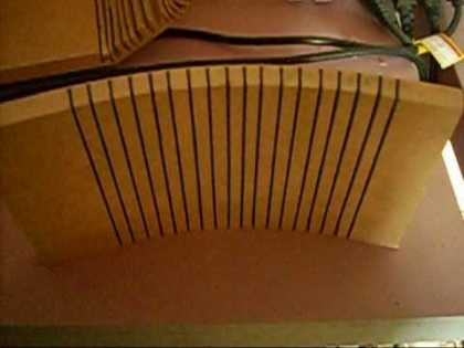 harmonika trukk