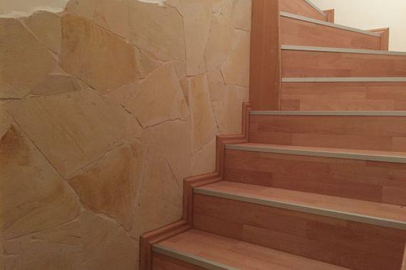 laminált padló fa lépcsőre