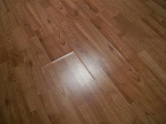 laminált padló tisztítása